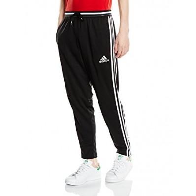 pantaloni adidas con scritta laterale uomo