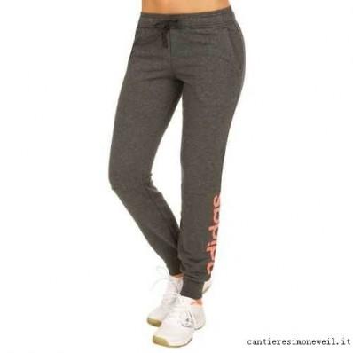 pantaloni da corsa uomo adidas