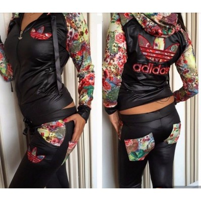 pantalini tuta adidas donna