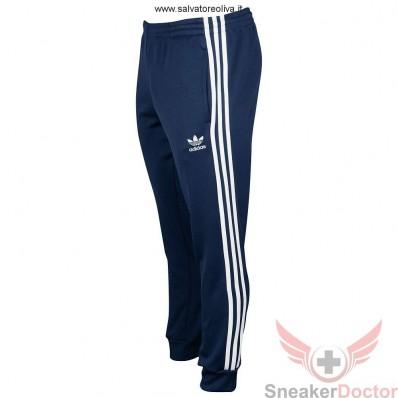 pantalone tuta adidas uomo