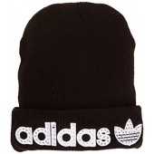 cappello nero invernale adidas