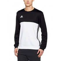 adidas essentials 3 stripes uomo felpa