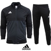 tuta slim fit adidas