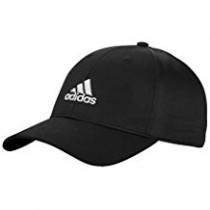 cappello adidas nero con visiera
