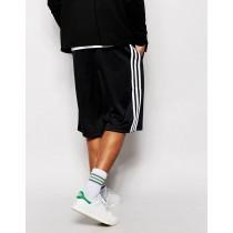 pantaloni adidas bianco nero