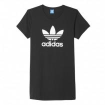 t shirt adidas ragazza nera