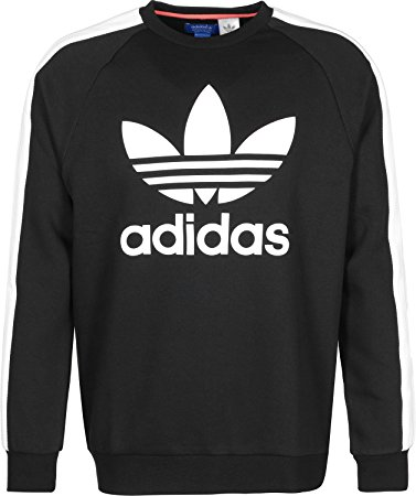 amazon felpa adidas
