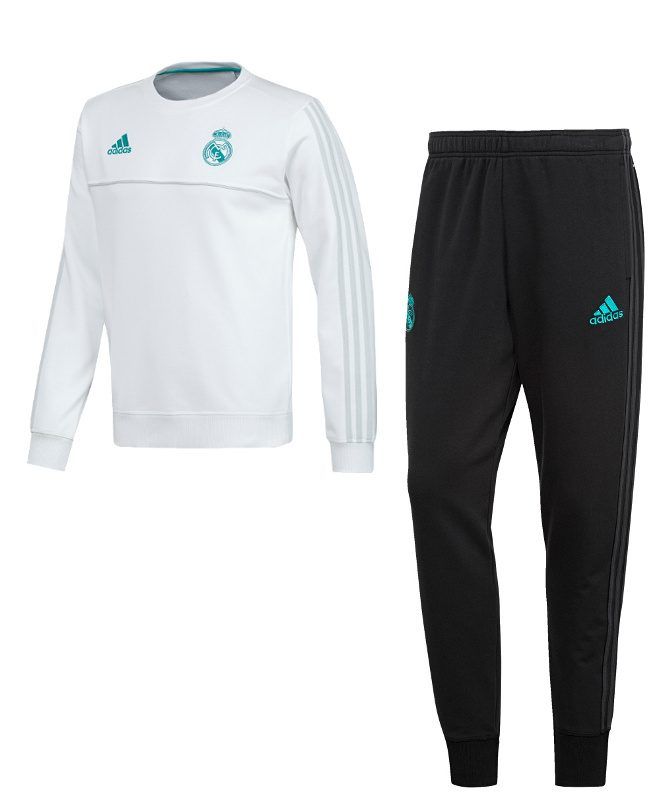 tuta adidas real madrid uomo 2017
